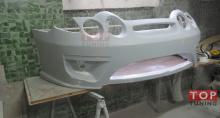 Очень редкий и относительно высокий передний тюнинг бампер, модель GT - для Хэендай Купе Тибурон в кузове RD2