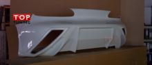 Яркий и бескомпромиссный стиль компании Авто Р в дизайне Сайбер - Тюнинг Хёндай Купе первого поколения.