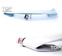 Спойлер GT-R Универсальный Top-Tuning V-Spec на Hyundai Genesis 1