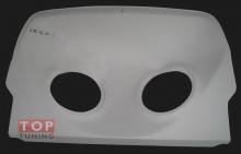 Подиум для установки акустики в багажник Тойоты Селики в кузове ST202 или ST205.