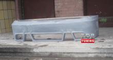 Задний бампер специально созданный компанией Cluster для комплекта Вейлсайд ГТР на Тойоту Селику в кузове Т18.