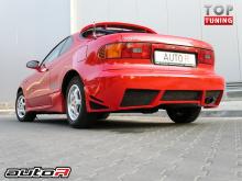 Оригинальный задний бампер, модель TCE, для тюнинга Тойота Селика 18 кузов, от изготовителя, компании AutoR.