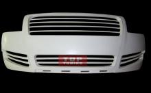 Альтернативный тюнинг переднего бампера для Ауди ТТ 8Н из обвеса Munferg от компании Creator.