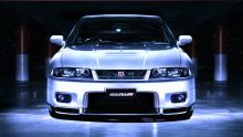 Передний бампер - Обвес GT-R Type 2 на Nissan Skyline R33