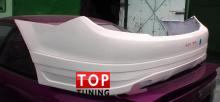 Новинка 2013 года! Аэродинамический обвес в стиле АМГ. Тюнинг Мерседес Бенц Ц 204.