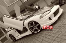 Оригинальный бампер - Обвес RS - Тюнинг Эклипс 2 (производство ателье Auto-R).