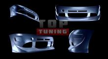 Передний бампер для ФОРД Фокус седан 1го поколения из комплекта Аутворлд.