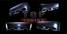 Задний бампер для тюнинга ФОРД Фокус 1го поколения из комплекта Аутворлд.