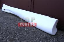 Накладки на пороги Аутворлд для тюнинга ФОРД Фокус 1го поколения.