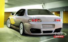 Альтернативный передний бампер Gallardo - Тюнинг Хонда Прелюд 5.