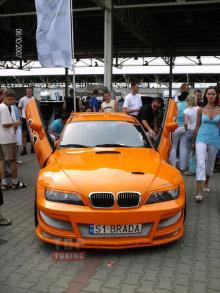 Передний бампер для тюнинга BMW Z3 комплект S-Power.
