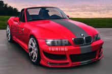 Аэродинамичные пороги S-Power для BMW Z3.