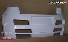 Задний бампер S-Power для Citroen C4 Купе.