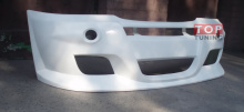 Передний бампер - Обвес Hunter на Mercedes ML 163
