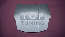 Тюнинг капот OEM для Nissan 350z
