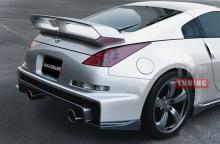 Задний бампер - Тюнинг Auto R Origin на Nissan 350Z