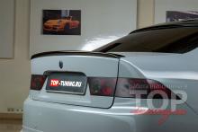 4395 Спойлер крышки багажника Origin на Honda Accord 7
