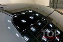 4396 Накладка на заднее стекло с дном на Honda Accord 7