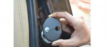 Заглушки на дверные скобы Мазда Сх-5 - комплект 4 штуки.