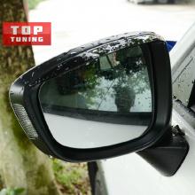 Пластиковые козырьки на боковые зеркала - пара, комплект для Мазда Сх-5 от магазина Топ Тюнинг..