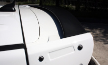 Спойлер на багажник - Обвес My Ride - Тюнинг Хёнде Санта Фе ДМ (3 поколение)