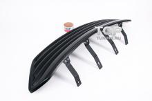 4417 Решетка радиатора Art X на Hyundai Santa Fe 3 (DM)