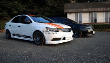 Тюнинг обвес «NEFD Design Lite» для автомобилей Kia Cerato Forte Sedan