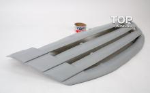 Решетка радиатора без значка - Модель Fluxion & Bliss - Тюнинг Kia Sorento XM