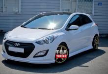 Тюнинг-обвес «Sequence-X» для автомобилей Hyundai I30 NEW