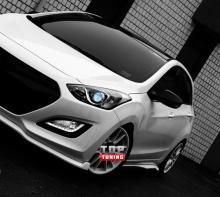 Тюнинг-обвес «Adro Sport» для автомобилей Hyundai i30 New