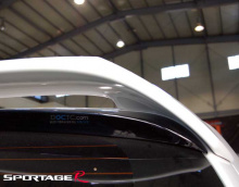 4460 Тюнинг - Спойлер С30 Style на Kia Sportage 3 (III)