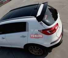Тюнинг - Спойлер «С30 Style» для Kia Sportage 3