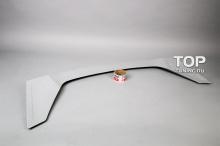 Спойлер крышки багажника - Модель IXION - Тюнинг Kia Cerato 2