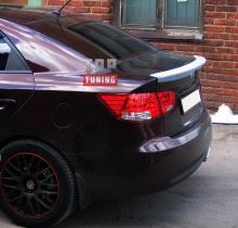 Тюнинг - Спойлер на крышку багажника «Sport» для Киа Церато