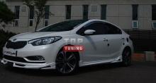 Тюнинг обвес «Free Style» для автомобилей Киа Церато K3
