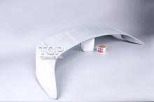 Спойлер на крышку багажника Sequence - Тюнинг Киа Церато Forte K3. Производство Россия.