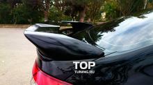 Спойлер крышки багажника - Модель Sequence - Тюнинг Киа Церато 3