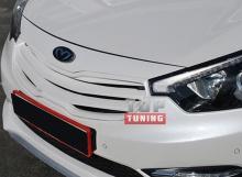 Тюнинг - Решетка радиатора «M&S» для автомобилей Кив Церато K3