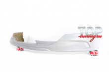 4481 Тюнинг - Накладка на передний бампер Zest на Ssang Yong Actyon 2
