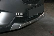 4496 Протекторы бамперов Epic на Mazda CX-5