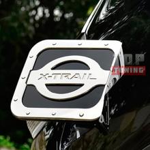 Тюнинг - Накладка на лючок бензобака TECH Design на Nissan X-Trail