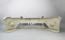 Передний бампер - Модель Ригер Спорт - Тюнинг Форд Фокус 2 (дорестайлинг).