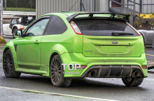 4512 Спойлер RS Sport на Ford Focus 2
