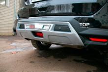 Тюнинг - Обвес от компании TECH Design 4sport на Nissan X-Trail Т32