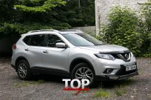 4525 Тюнинг - Обвес TECH Design 4sport на Nissan X-Trail T32