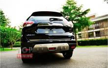 Молдинг крышки багажника от компании TECH Design на Ниссан ИКС-Трэил Т323