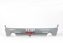 455 Задняя юбка - Обвес Mugen Рестайлинг на Honda Accord 7