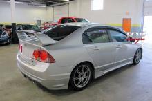 4553 Тюнинг - Спойлер Mugen Style на Honda Civic 4D (8)