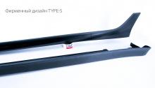 Тюнинг - Накладки на пороги Type-S на Хонда Аккорд 8