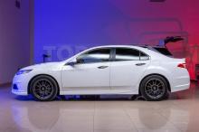 4556 Пороги Type-S (ABS) на Honda Accord 8